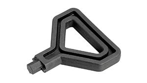 LHO Распорный стальной анкер с кольцом