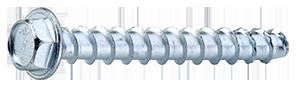 MMS-SS шуруп по бетону с шестигранной головкой