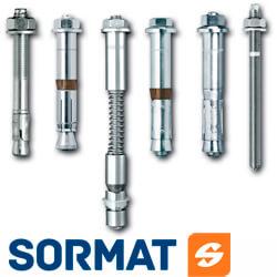 Продукция марки SORMAT
